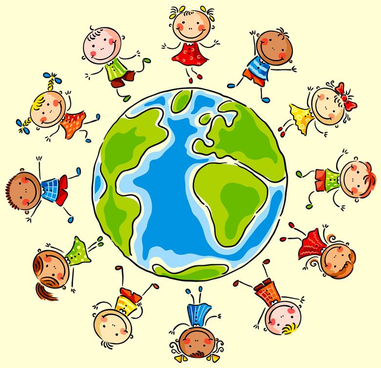 Картинки дети мир